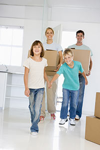 Local Potomac MD Movers